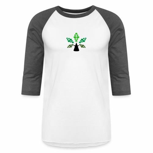 Tri City TriChomes FINAL LOGO 645AM 1 - Baseball T-Shirt