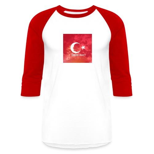 TurkiyeCraft - Baseball T-Shirt
