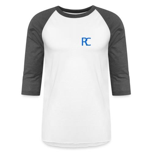 Blu REACH - Baseball T-Shirt