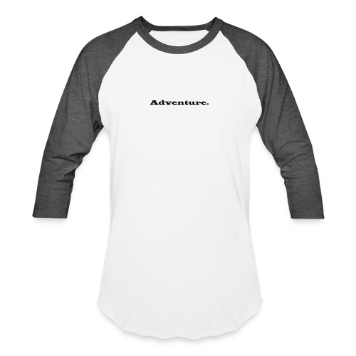 Start Of - Baseball T-Shirt