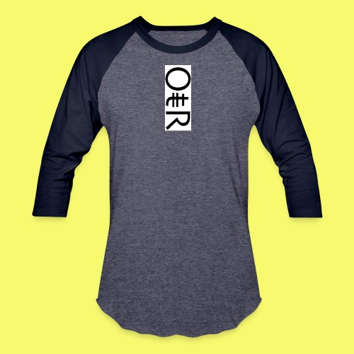 OntheReal ice - Baseball T-Shirt