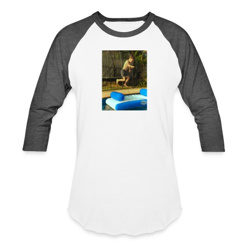 jump clothing - Baseball T-Shirt