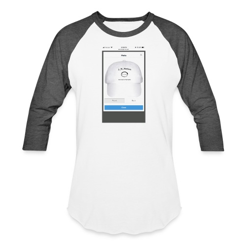 EDA4BA7C 6C7F 4E9D 8C41 12B04D13CE6B - Baseball T-Shirt