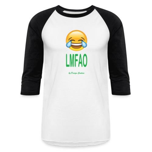 GREEN ARTISTIC DESIGN - Baseball T-Shirt