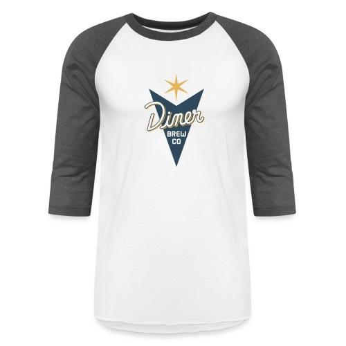 Diner Brew Company - Baseball T-Shirt