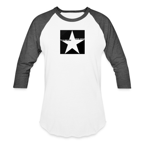 MOB-MOM FIRST DEFENDER* - Baseball T-Shirt