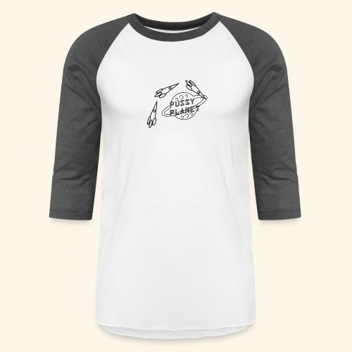Planet - Baseball T-Shirt