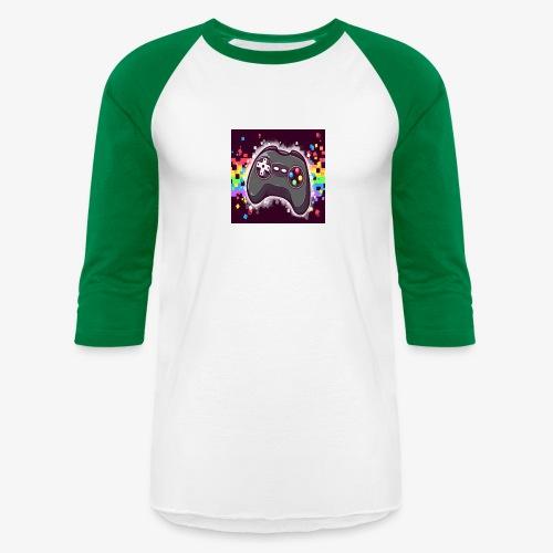28F77488 9266 4EFE 87D5 7ECC3A08E5E2 - Unisex Baseball T-Shirt