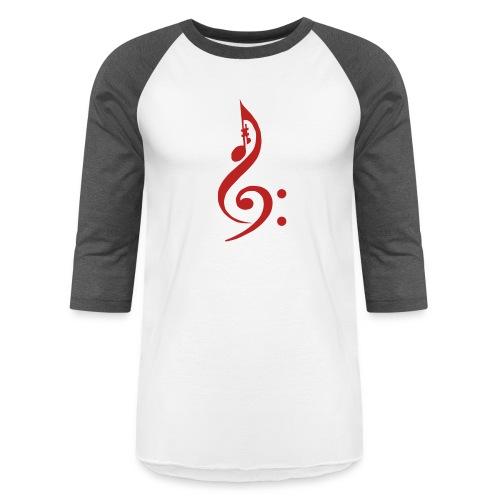 Red Key - Baseball T-Shirt
