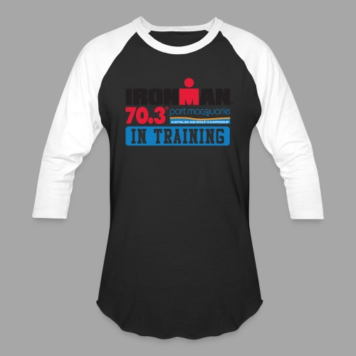 703 port macquarie it logo - Baseball T-Shirt