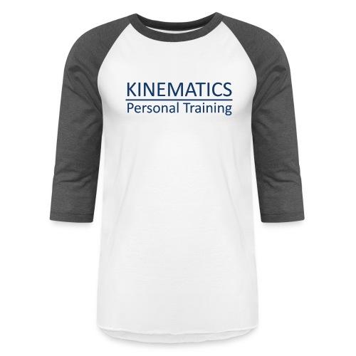 Kinematics Personal Training - Baseball T-Shirt
