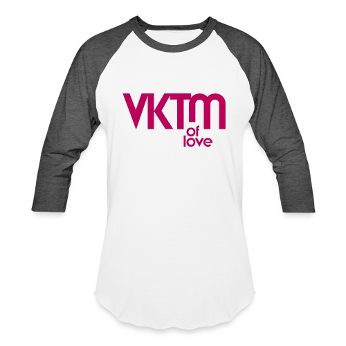 victim of love - Unisex Baseball T-Shirt