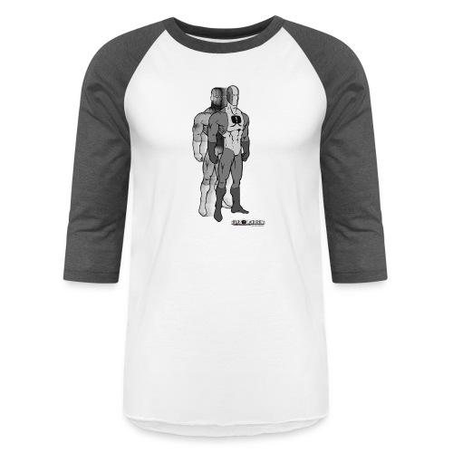Superhero 9 - Baseball T-Shirt