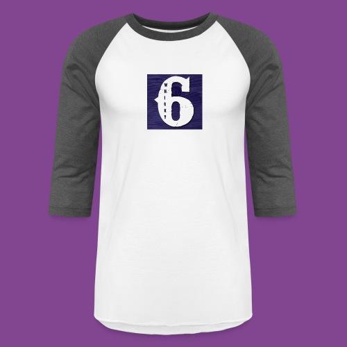 W6logo - Baseball T-Shirt