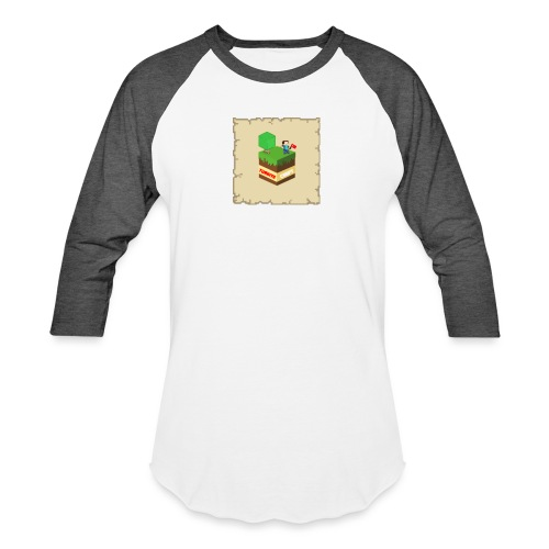 TurkiyeCraft - Baseball T-Shirt