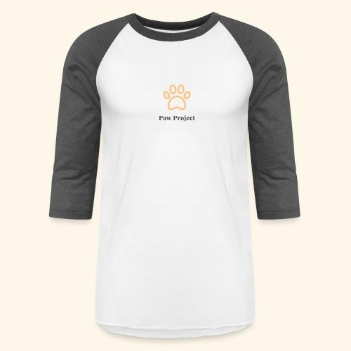 Paw Project - Unisex Baseball T-Shirt
