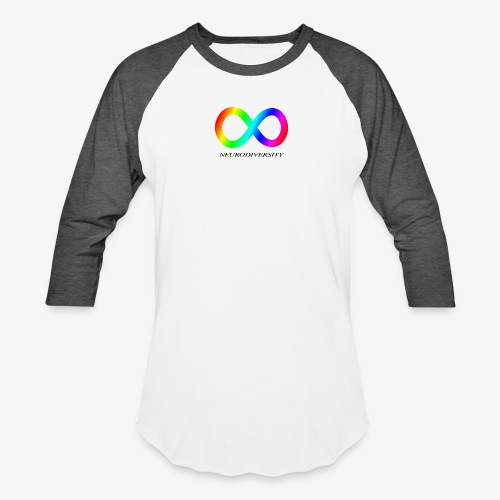 Neurodiversity - Baseball T-Shirt