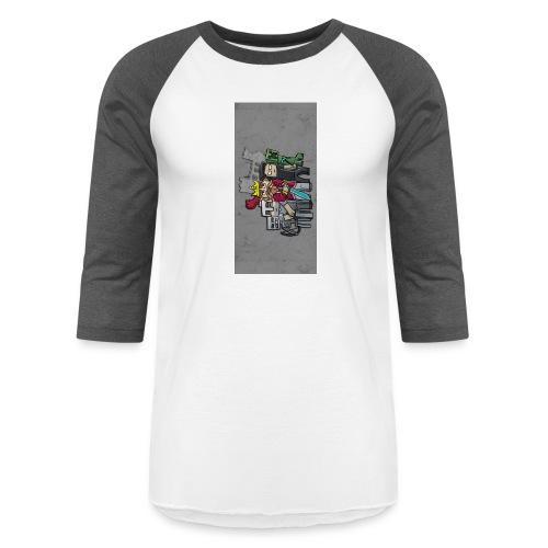 sparkleziphone5 - Unisex Baseball T-Shirt
