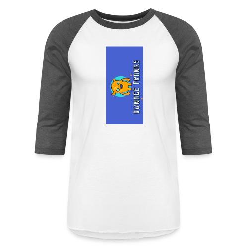 logo iphone5 - Baseball T-Shirt