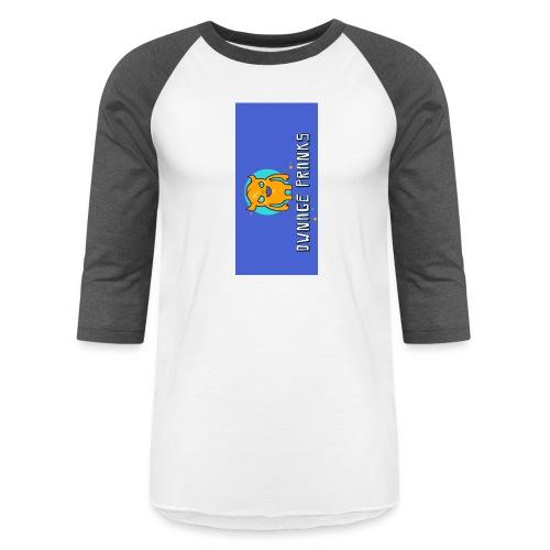 logo iphone5 - Unisex Baseball T-Shirt