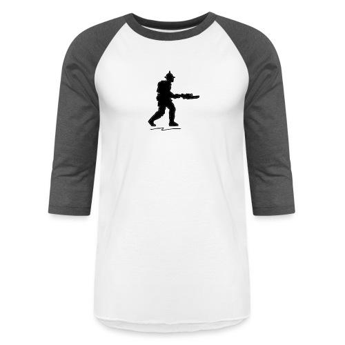 ww1 infantry - Unisex Baseball T-Shirt