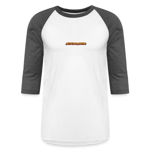 6A559E9F FA9E 4411 97DE 1767154DA727 - Unisex Baseball T-Shirt