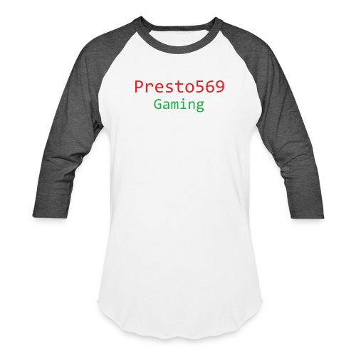 Presto569 Gaming - Baseball T-Shirt