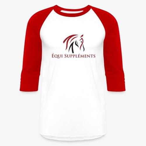 Équi Suppléments - Unisex Baseball T-Shirt