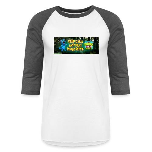 KDMYBANNER1 - Baseball T-Shirt
