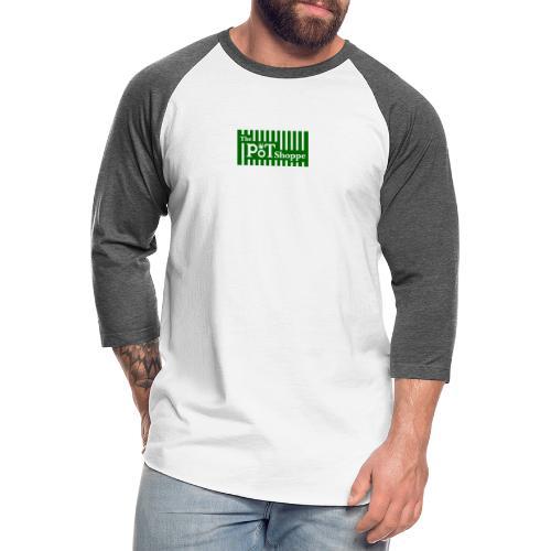 The Pot Shoppe Logo - Unisex Baseball T-Shirt