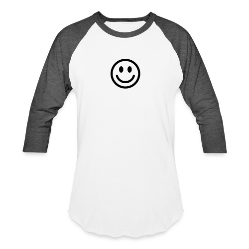 smile dude t-shirt kids 4-6 - Baseball T-Shirt
