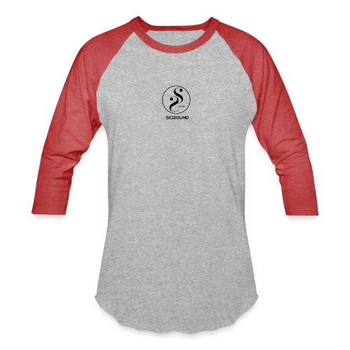 Siqsound Market - Baseball T-Shirt