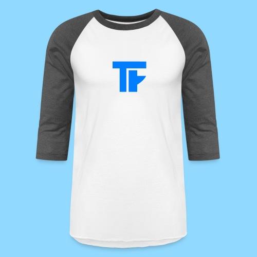 Team Friction Logo - Unisex Baseball T-Shirt
