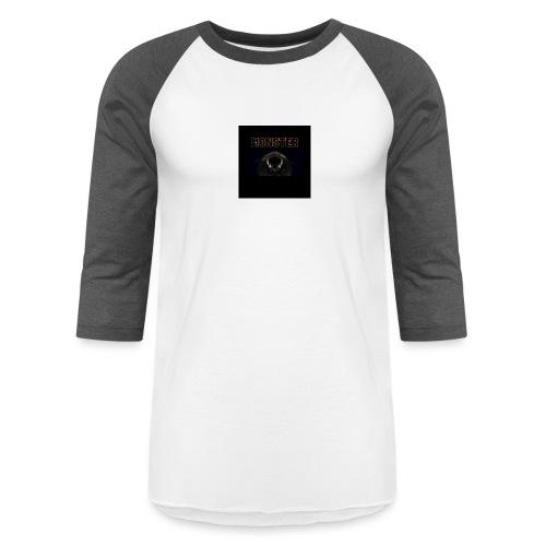 Monster - Unisex Baseball T-Shirt