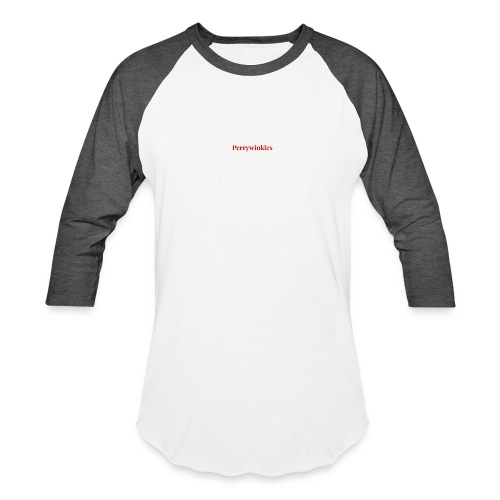 Perrywinkles - Unisex Baseball T-Shirt