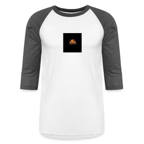 Phantom Fox - Unisex Baseball T-Shirt