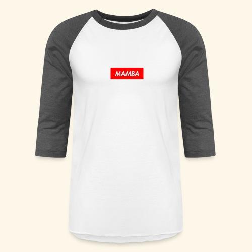 Supreme Mamba - Baseball T-Shirt