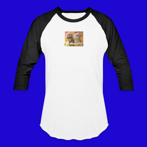 Cute Cats - Baseball T-Shirt