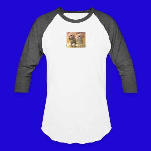 Cute Cats - Baseball T-Shirt