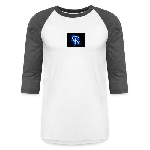 R - Unisex Baseball T-Shirt