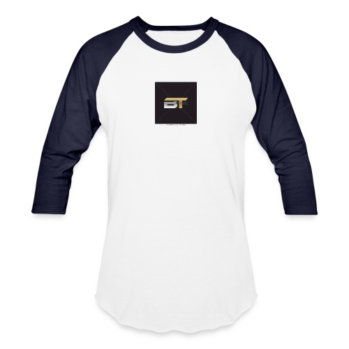 BT logo golden - Baseball T-Shirt