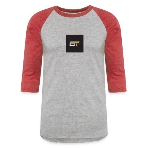 BT logo golden - Baseball T-Shirt