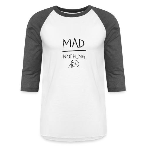 mon1 - Unisex Baseball T-Shirt