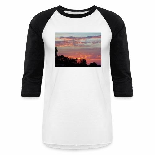 Sunset of Pastels - Baseball T-Shirt