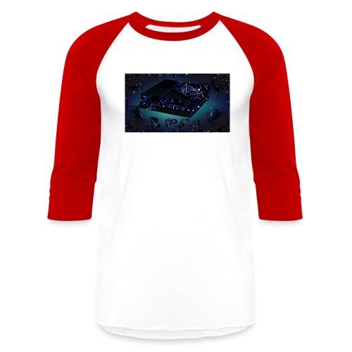 ps4 back grownd - Baseball T-Shirt