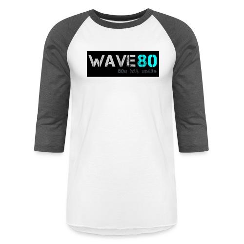 Main Logo - Unisex Baseball T-Shirt