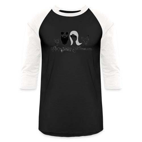 LTBA Heads Logo - Baseball T-Shirt