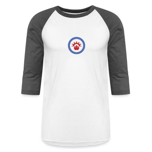 anzac - Unisex Baseball T-Shirt