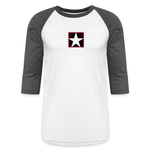MOB-MOM COMMANDER* - Unisex Baseball T-Shirt