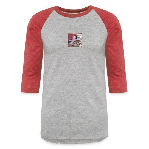derp - Baseball T-Shirt